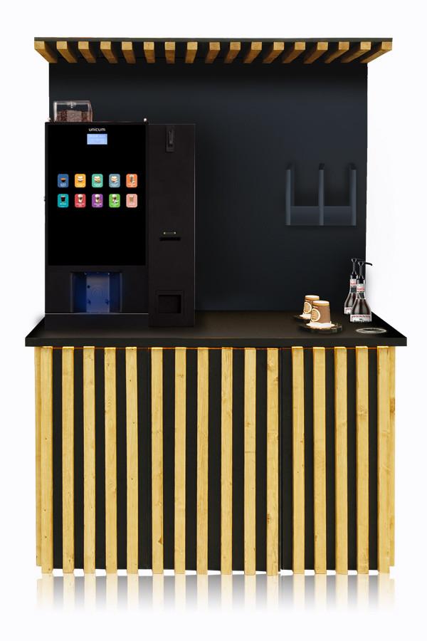 Тумба для кофейного автомата Кофепоинт Loft