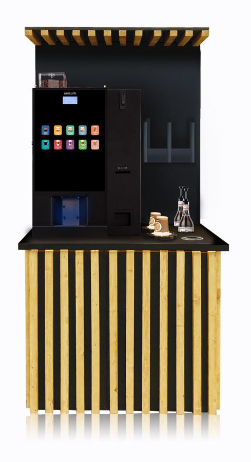 Тумба для кофейного автомата Кофепоинт Loft Mini