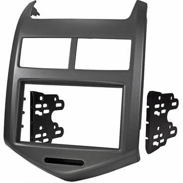 Рамка для Chevrolet Aveo (2012 - 2016 г.) 2din (крепеж) Incar RCV-N10