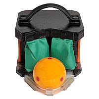 Тренажер стоп-шар 2.0 для бильярда оранжевый
