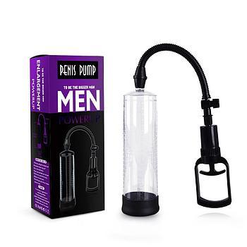 Вакуумная Помпа Penis Pump