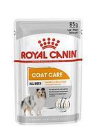 Royal Canin Coat Care влажный корм для собак в возрасте от 10 месяцев и старше с тусклой и сухой шерстью