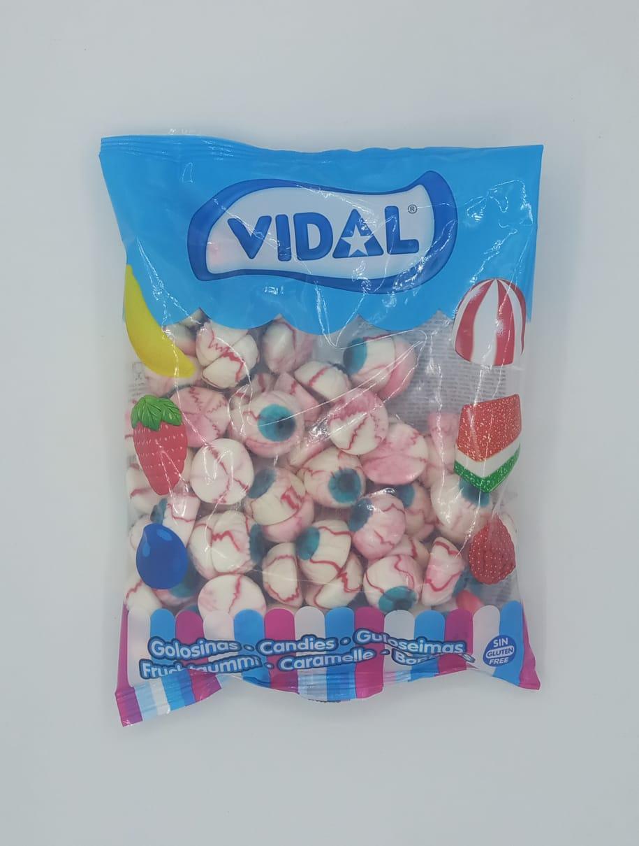 """Жевательный мармелад """"Глаза с начинкой"""" Vidal Испания 1 кг"""