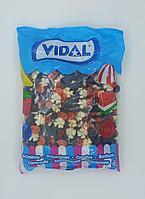 """Жевательный мармелад """"Пиратский череп"""" Vidal Испания 1 кг"""
