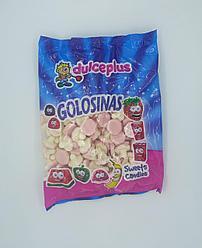"""Жевательный мармелад """"Шампиньоны розовые"""" Dulceplus Испания 1 кг"""