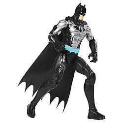 DC Comics Фигурка Бэтмен БэтТех в сером костюме, 30 см.