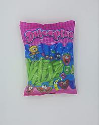"""Жевательный мармелад """"Бананчики зеленые"""" Dulceplus Испания 1 кг"""
