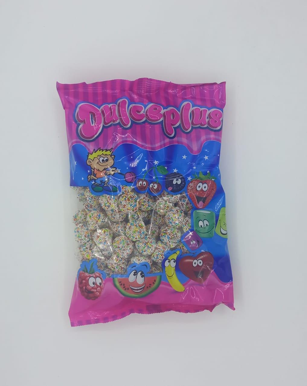 """Жевательный мармелад """"Лесные ягоды разноцветные """" Dulceplus Испания 1 кг"""