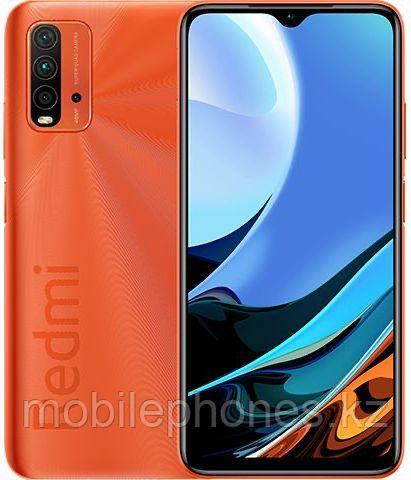 Смартфон Xiaomi Redmi 9T 64Gb Оранжевый
