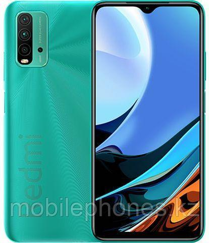 Смартфон Xiaomi Redmi 9T 64Gb Зелёный