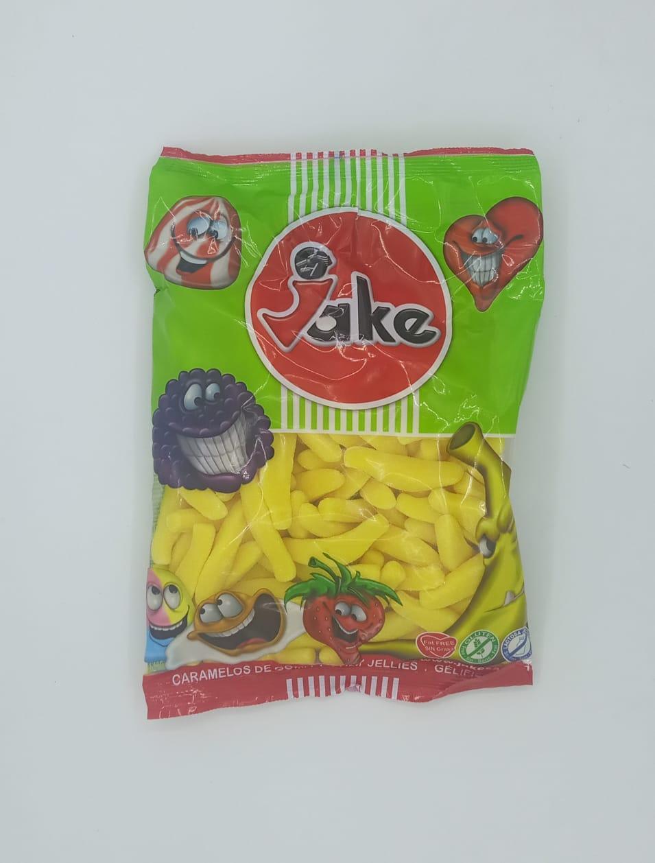 "Жевательный мармелад ""Бананчики"" Jake Испания 1 кг"