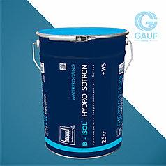 B - ISOL HYDRO ISOTRON, Проникающая гидроизоляция для бетонных конструкций, ведро 25 кг