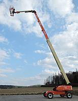 Аренда Телескопического подъемника самоходного 47,7 метров JLG 1500SJ, фото 1