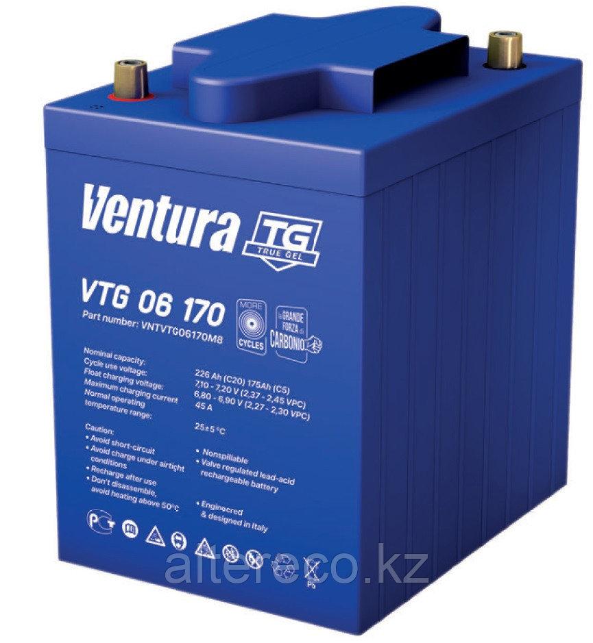Тяговый аккумулятор Ventura VTG 06 170 (6В, 170Ач)