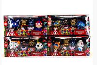 Игровой набор 31740 Аниматроники 5 Ночей с Фредди 6 героев 4 вида.
