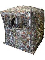 """Засидка для охоты Куб CONDOR GR250BT 1,6 х 1,6 х 1,8 КМФ """"Лес"""", с антимоскитной сеткой на окнах"""