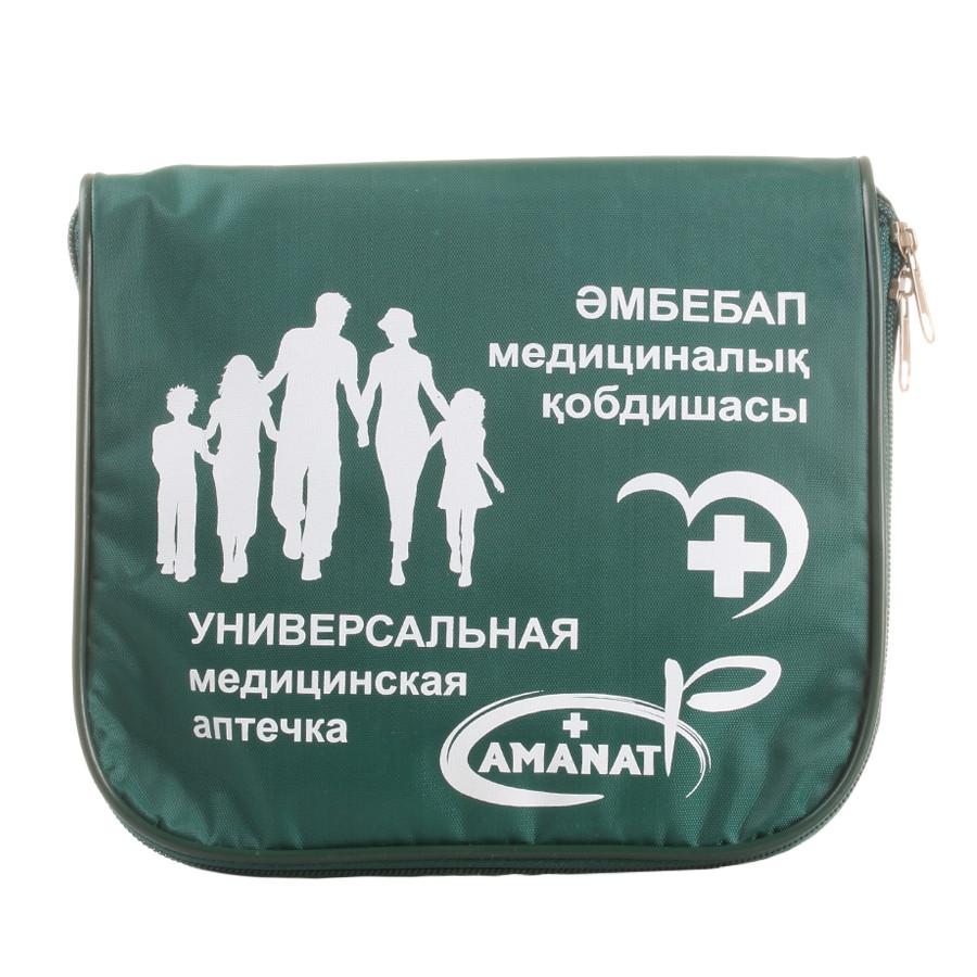Аптечка универсальная текстиль Аманат