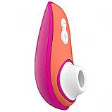 Бесконтактный клиторальный стимулятор Womanizer Liberty Lily Allen розовый, фото 2