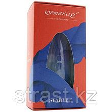 Бесконтактный клиторальный стимулятор Womanizer Starlet 2 синий