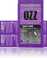 """Пластины """"OZZ SPECIAL"""" к электрофумигатору, для уничтожения мух."""