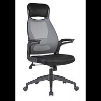 SOLARIS кресло компьютерное на черно-серое