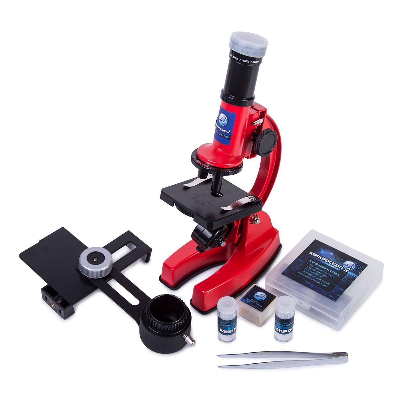Attivio Умный микроскоп в кейсе