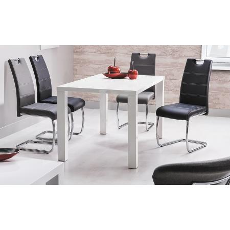 MONTEGO стол белый лак - фото 1