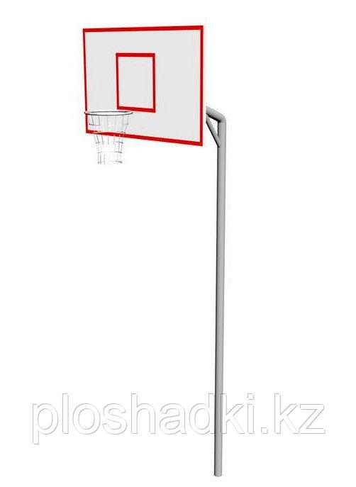 Стойка баскетбольная со щитом