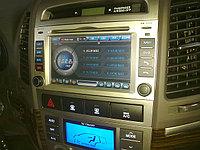 Штатное головное устройство HYUNDAI Santafe  «WINCA», фото 1