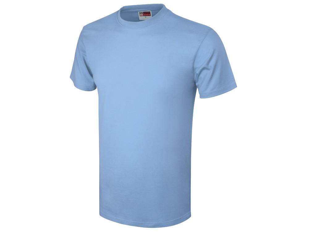 Футболка Heavy Super Club мужская, небесно-синий