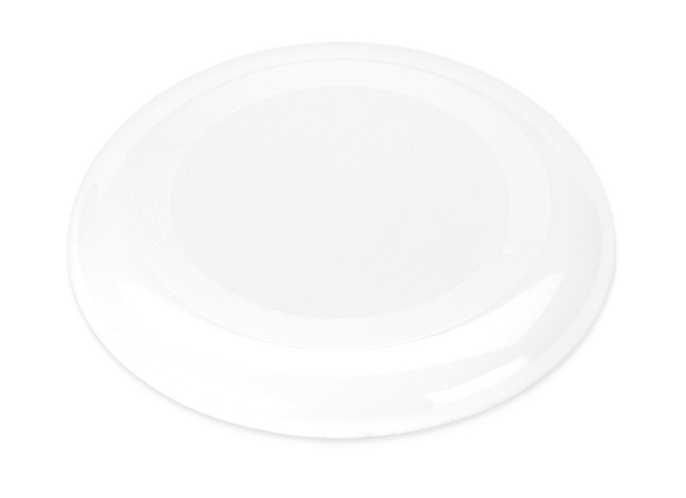 Летающая тарелка, белый