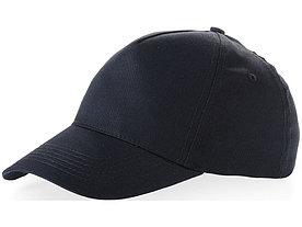 Бейсболка Memphis 5-ти панельная, темно-синий