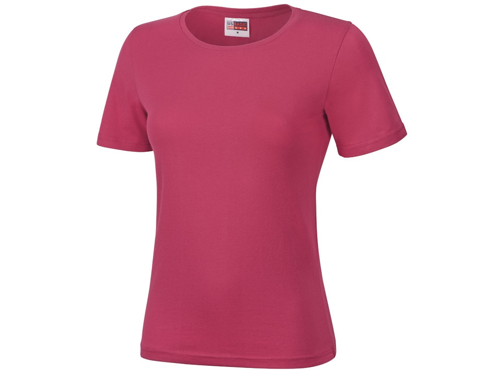 Футболка Heavy Super Club женская, светло-вишневый