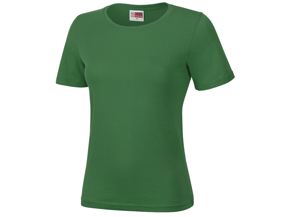 Футболка Heavy Super Club женская, зеленый