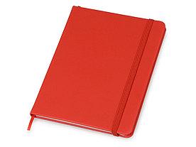 Блокнот А6 Rainbow M, красный