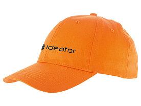 Бейсболка Detroit 6-ти панельная, оранжевый
