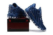 """Баскетбольные кроссовки Dame 7 """"Dark Blue"""" (40-46), фото 3"""