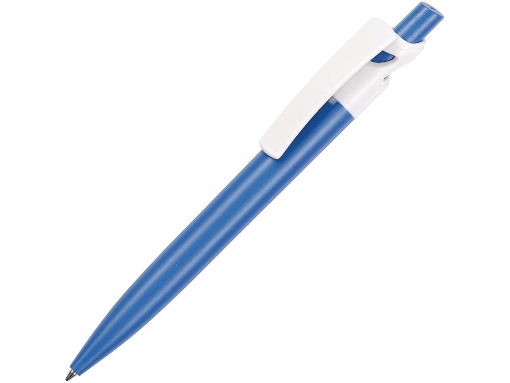 Шариковая ручка Maxx Solid, синий/белый