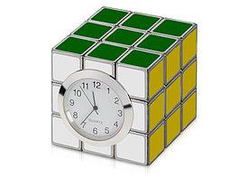 Часы Головоломка, разноцветный