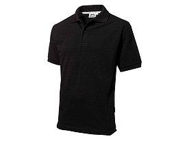 Рубашка поло Forehand мужская, черный