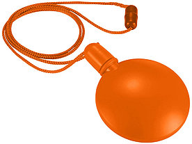 Круглый диспенсер для мыльных пузырей Blubber, оранжевый