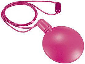 Круглый диспенсер для мыльных пузырей Blubber, фуксия