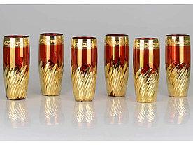 Набор коктейльных стаканов Салют победы
