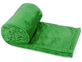 Плед Тедди, зеленый