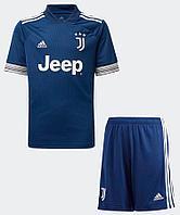Гостевая Футбольная форма Juventus 2021/22 года Ronaldo 7