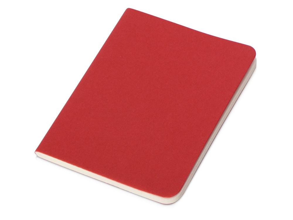 Блокнот A6 Stitch, красный