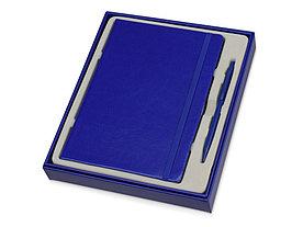 Набор для записей Альфа А5, синий