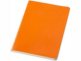 Блокнот А5 Gallery, оранжевый