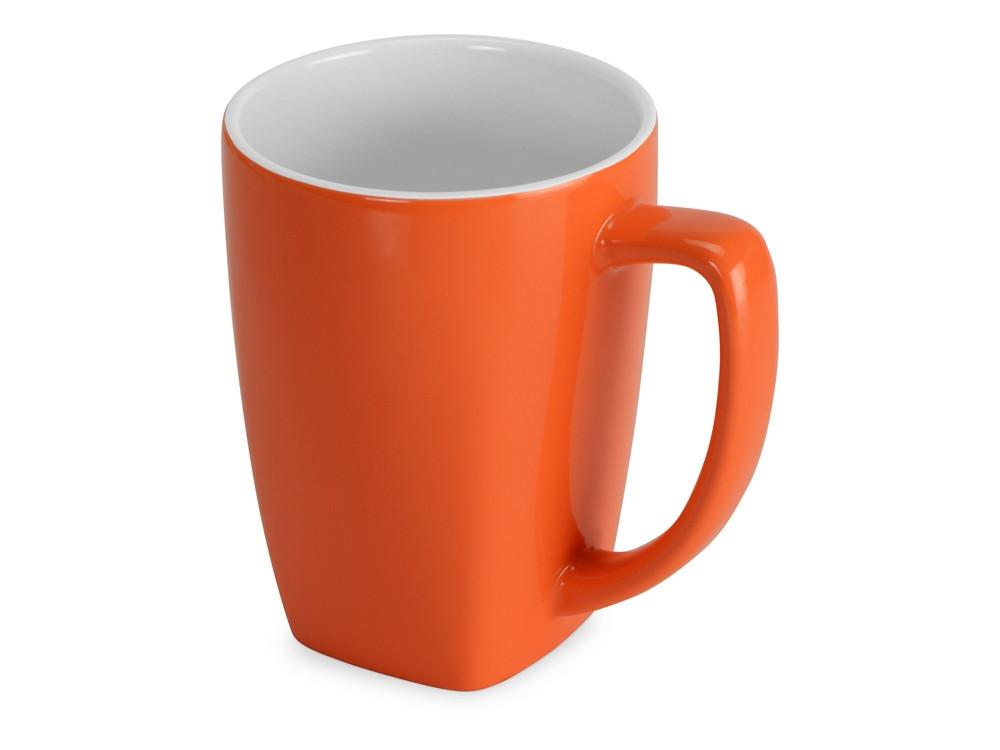 Кружка Айседора 260мл, оранжевый