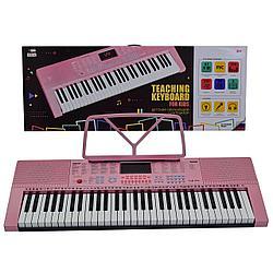 Синтезатор Attivio 61 клавиша Розовый OC-K288-CL